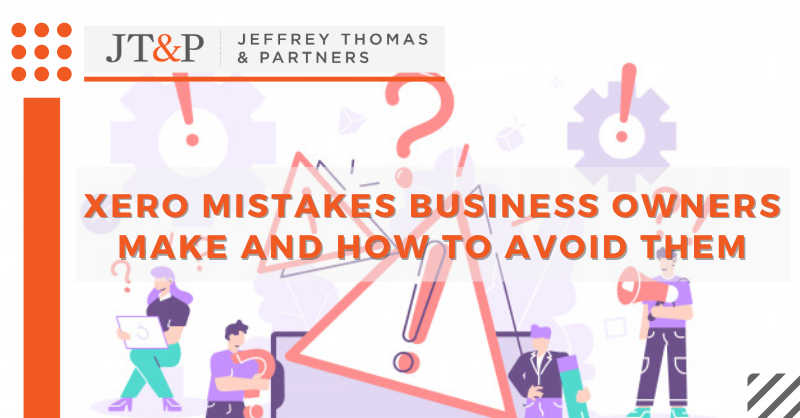 Xero Mistakes Business Owners Make And How To Avoid Them